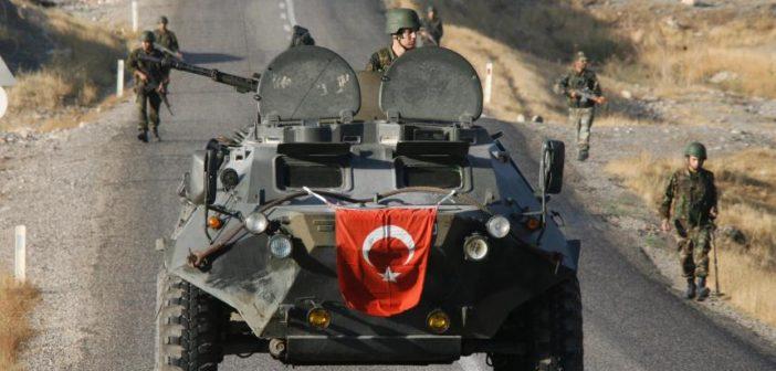 Στα χέρια των τουρκικών δυνάμεων το Αφρίν- Δηλώσεις θριάμβου από Ερντογάν