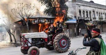 Frankfurter Allgemeine: Η Τουρκία έχει μεθύσει από την κατάληψη της Αφρίν