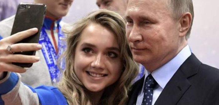Θρίαμβος Πούτιν με πάνω από 73%- Στο Κρεμλίνο μέχρι το 2024