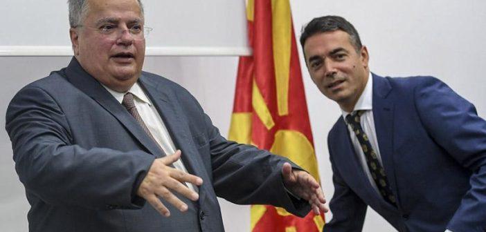 Από τα Σκόπια στη Βιέννη ο Κοτζιάς- Η κρισιμότερη εβδομάδα για το ονοματολογικό και το Σύνταγμα της ΠΓΔΜ
