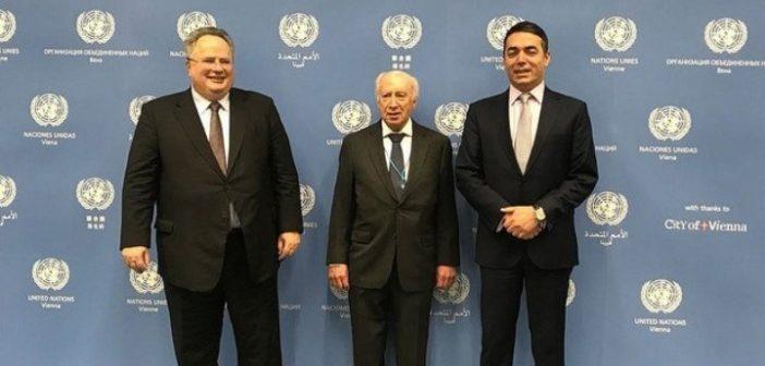 Νίμιτς με Κοτζιά- Ντιμιτρόφ: Οι συνομιλίες θα συνεχιστούν και τις επόμενες εβδομάδες