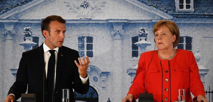 Μέρκελ για Eurogroup: Ελπίζω ότι θα γίνει το τελευταίο βήμα για έξοδο της Ελλάδας από το πρόγραμμα