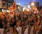 """Υπέρ του """"όχι"""" στο δημοψήφισμα το 54,1% των πολιτών στην ΠΓΔΜ- Σύγκρουση Ζάεφ με VMRO"""