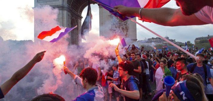 """Μαγική νύχτα στο Παρίσι για τον θρίαμβο των """"μπλε"""""""