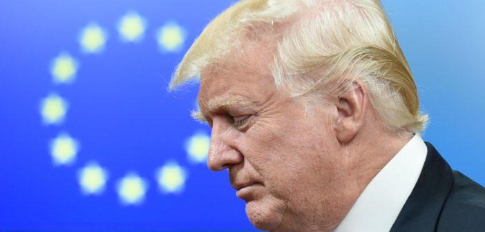 Επιθετικό tweet Τραμπ κατά την ΕΕ για το πρόστιμο στη Google- Κλιμακώνεται ο εμπορικός πόλεμος