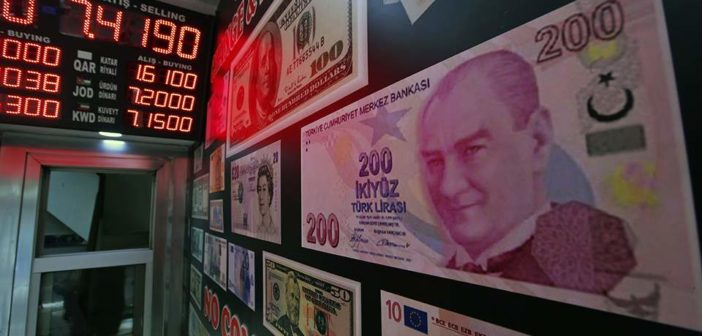 DW: Ένα βήμα πριν τα capital controls η Τουρκία