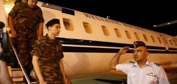 Το διπλωματικό παρασκήνιο της απελευθέρωσης των 2 στρατιωτικών- Γιατί ο Ερντογάν έκανε την κίνηση…