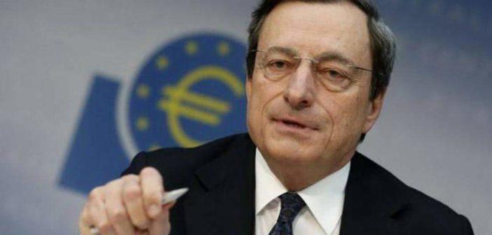 Ντράγκι: Τέλος επισήμως στο πρόγραμμα ποσοτικής χαλάρωσης – Προβλέπει επιβράδυνση της ανάπτυξης στην ευρωζώνη