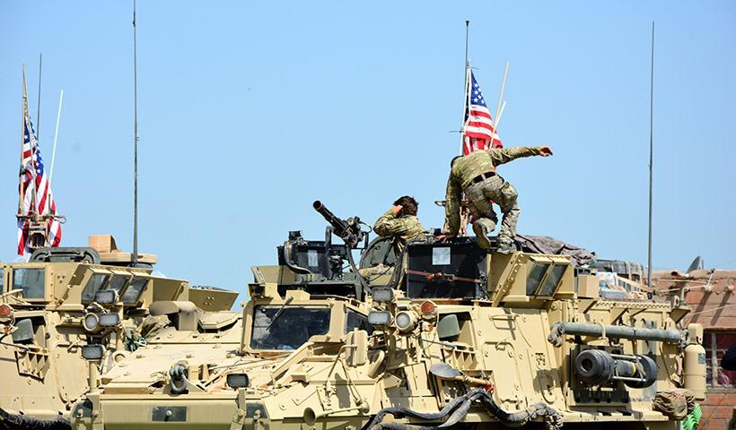 Οριστικό: Οι Αμερικανοί φεύγουν από τη Συρία, υπεγράφη η απόφαση -  Τηλεφωνική επικοινωνία Τραμπ με Ερντογάν | Anatropi News