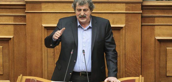 Πολάκης στη Βουλή: Γελοιότητες τα περί κακουργηματικών πράξεων και ηχογραφήσεων – Επιχείρηση δολοφονίας του χαρακτήρα μου (vid)