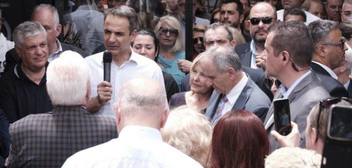 Κ. Μητσοτάκης: Ευθύνη μου είναι να ενώσω τον ελληνικό λαό, όχι να τον διχάσω