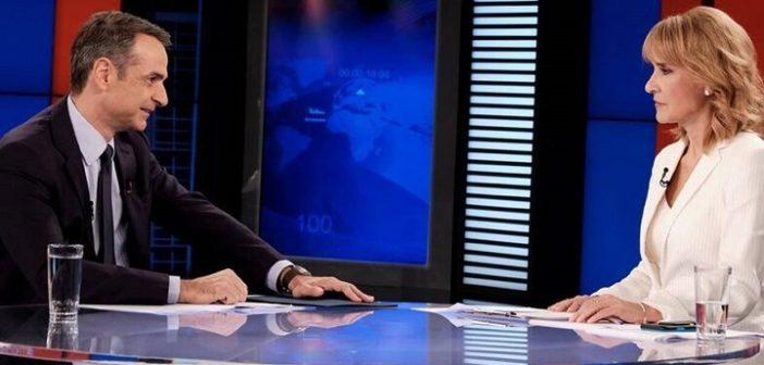 Κ. Μητσοτάκης: Ο Παναγιώτης Πικραμμένος επικεφαλής στο Επικρατείας (vid)