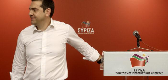 """""""Ραντεβού στο συνέδριο""""- Το μήνυμα Τσίπρα στο εσωτερικό του ΣΥΡΙΖΑ"""