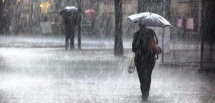 Έκτακτο δελτίο επικίνδυνων φαινομένων: Πού αναμένονται βροχές και καταιγίδες