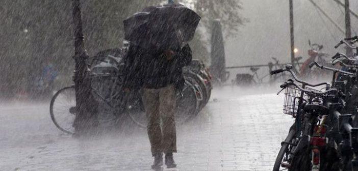 Έκτακτο δελτίο επιδείνωσης του καιρού: Πού θα σημειωθούν ισχυρές βροχές και καταιγίδες – Συστάσεις από την Γ.Γρ. Πολιτικής Προστασίας
