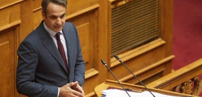 Κυρ. Μητσοτάκης: Επιθετική η στάση της Τουρκίας – Τα κείμενα της συμφωνίας με Λιβύη είναι αγεωγράφητα και ανιστόρητα
