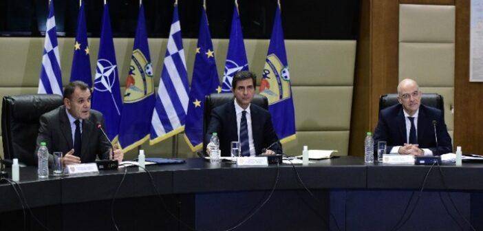 Δένδιας – Παναγιωτόπουλος για Έβρο: Υπήρξε κινητικότητα αλλά όχι κατάληψη