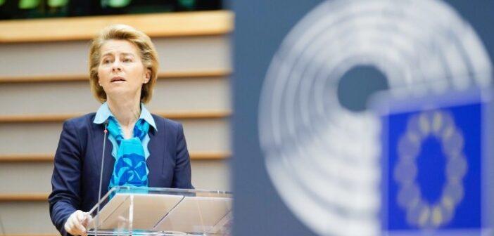 Σήμερα η πρόταση της Κομισιόν για το Ταμείο Ανάκαμψης