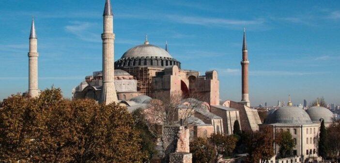 Το Ανώτατο Δικαστήριο της Τουρκίας  αποφάσισε να γίνει τζάμι η Αγία Σοφία