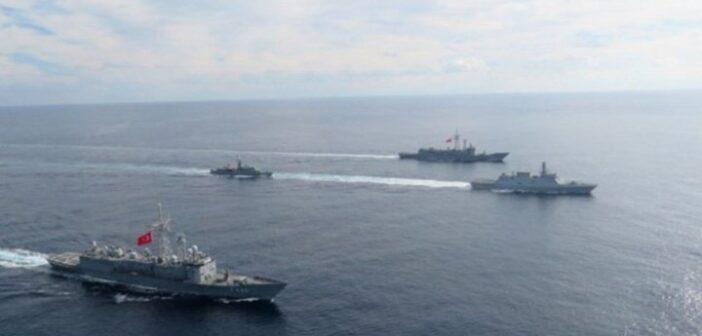 Νέα NAVTEX από την Τουρκία για άσκηση μεταξύ Ρόδου-Καστελλόριζου