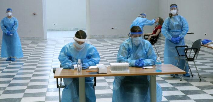 Ραγδαία εξάπλωση της πανδημίας: Περισσότερα από 5 εκατ. τα κρούσματα με κοροναϊό στην Ευρώπη – Πρώτη η Ρωσία