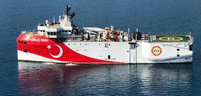Oruc Reis: Απέπλευσε από το λιμάνι της Αττάλειας