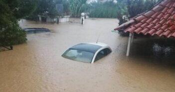 Ιανός: Δύο οι νεκροί στη Θεσσαλία- Εντοπίστηκε το αυτοκίνητο αγνοούμενης- Εικόνες βιβλικής καταστροφής