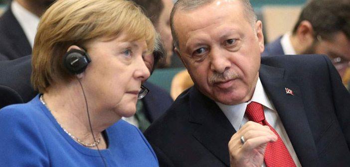 Τηλεδιάσκεψη Μέρκελ-Ερντογάν-Μισέλ -Επιταχύνονται οι εξελίξεις για έναρξη των διερευνητικών επαφών