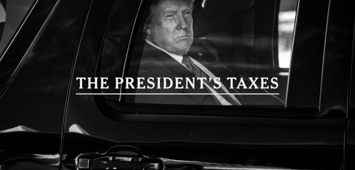 """""""Καταιγίδα"""" ενόψει προεδρικών εκλογών: Οι New York Times αποκαλύπτουν τα κρυφά φορολογικά αρχεία του Τραμπ- Πληρώνει φόρους 750$!"""