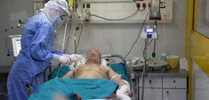Ο φόβος της ΜΕΘ- Εξήλθαν υγιείς οι 4 στους 10, οι υπόλοιποι έχασαν τη μάχη για τη ζωή