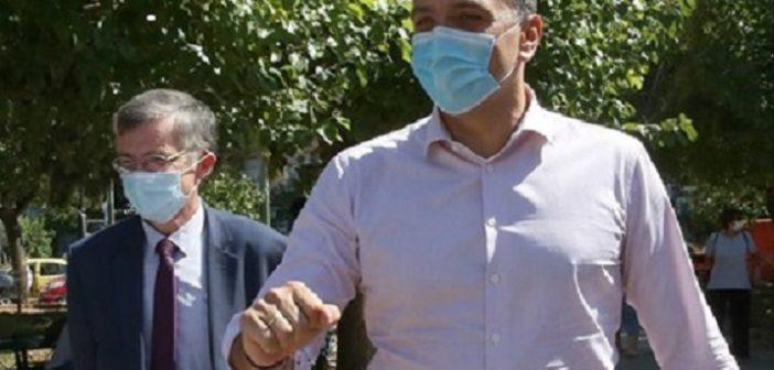 Β. Κικίλιας: Η καθολική χρήση μάσκας έχει πέσει στο τραπέζι των ειδικών