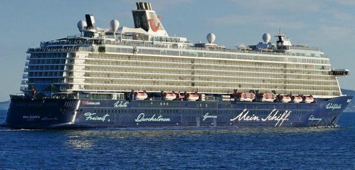 Ηράκλειο: Συναγερμός σε κρουαζιερόπλοιο της TUI με 1.000 επιβάτες – Βρέθηκαν 12 κρούσματα