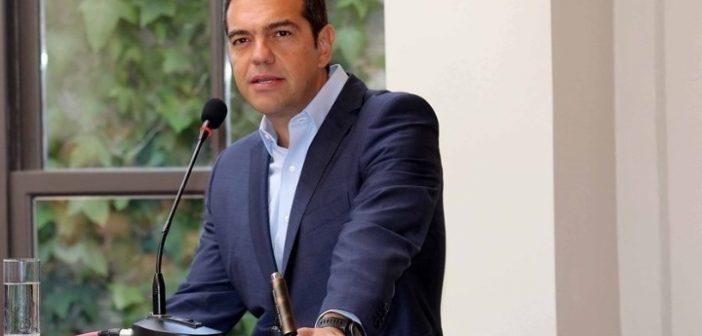 Μια νέα κοινωνική συμφωνία θα παρουσιάσει ο Αλ. Τσίπρας στο Thessaloniki Helexpo Forum