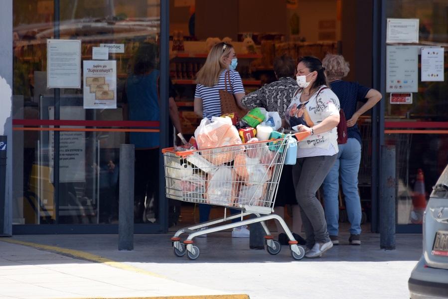 Αγίου Πνεύματος: Πώς θα λειτουργήσουν αύριο σούπερ μάρκετ και καταστήματα
