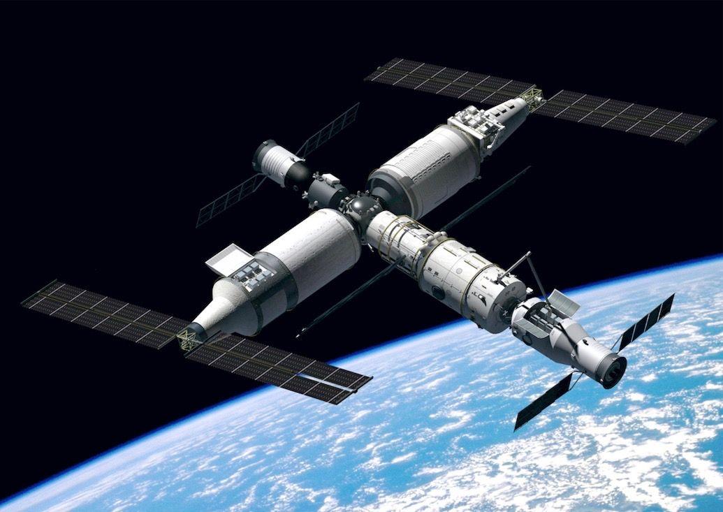 Κίνα: Αύριο εκτελεί επανδρωμένη αποστολή προς τον διαστημικό της σταθμό
