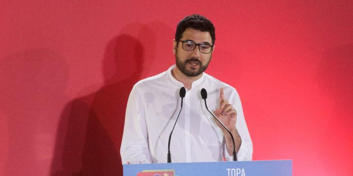 Ηλιόπουλος: Οι ευρωβουλευτές της ΝΔ αμφισβητούν το κατοχυρωμένο δικαίωμα των γυναικών στην άμβλωση