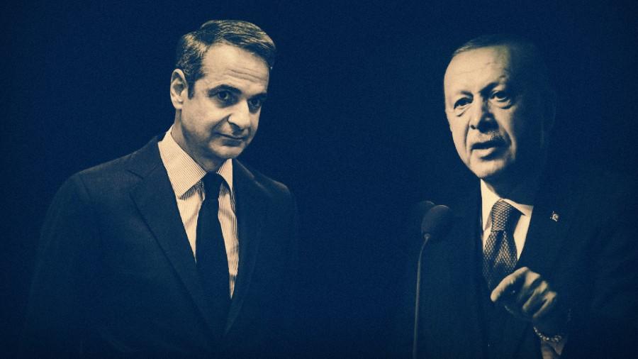 Αποφεύγοντας τον Ερντογάν δείχνεις αδυναμία