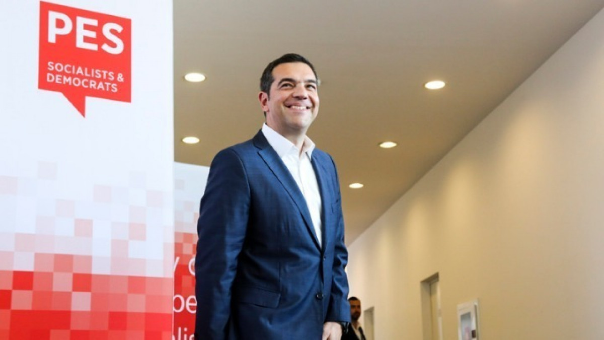 """PES και Τσίπρας: Το χρήσιμο """"ειδύλλιο"""" συνεχίζεται…"""