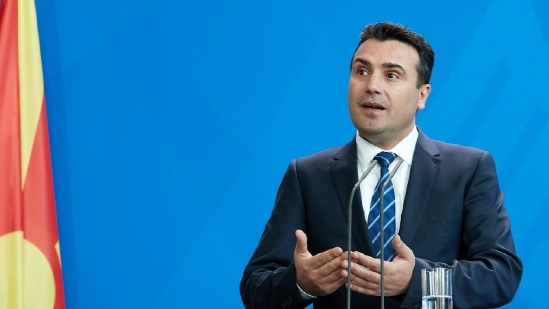 Ζάεφ: Η Εθνική Ομάδα είναι δημόσια οντότητα – Θα επιλυθεί το θέμα με την ονομασία της εθνικής στο Euro 2020