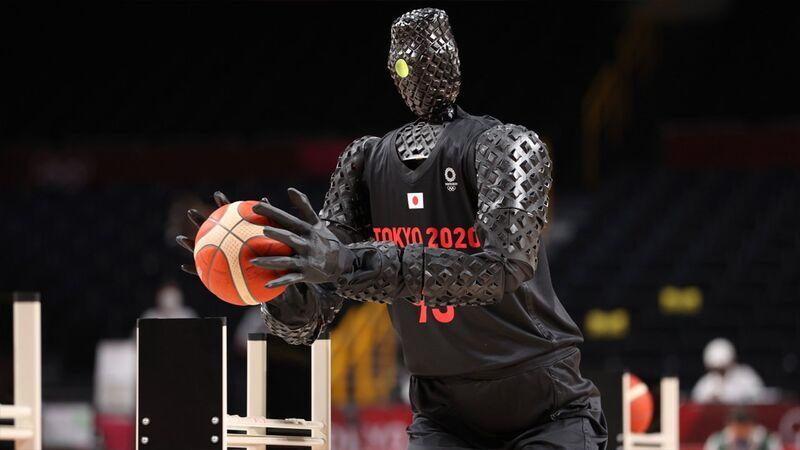 Ρομπότ της Toyota ρίχνει τρίποντα στους Ολυμπιακούς του Τόκιο