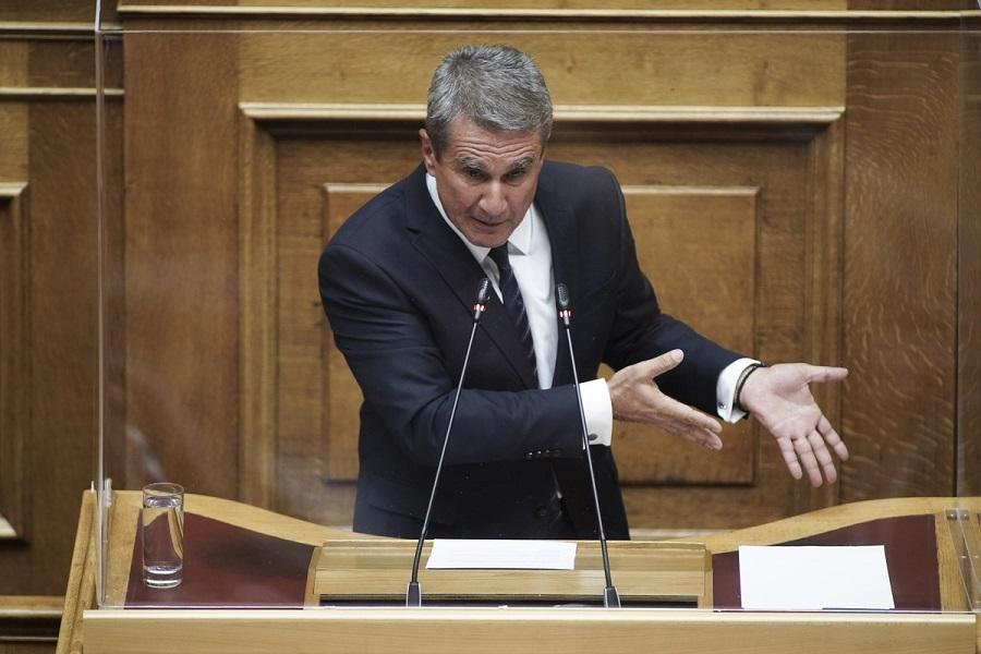 Λοβέρδος: Εάν εκλεγώ πρόεδρος του ΚΙΝΑΛ εμείς θα ανεβαίνουμε και ο ΣΥΡΙΖΑ θα πέφτει