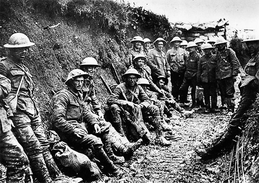 Σαν σήμερα ξεκινά o Α' Παγκόσμιος Πόλεμος
