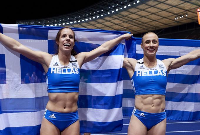 Διπλή ελληνική πρόκριση στον τελικό του επί κοντώ
