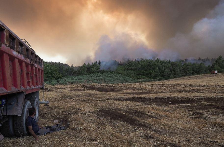 SΖ: Η Εύβοια ως παράδειγμα της κλιματικής αλλαγής