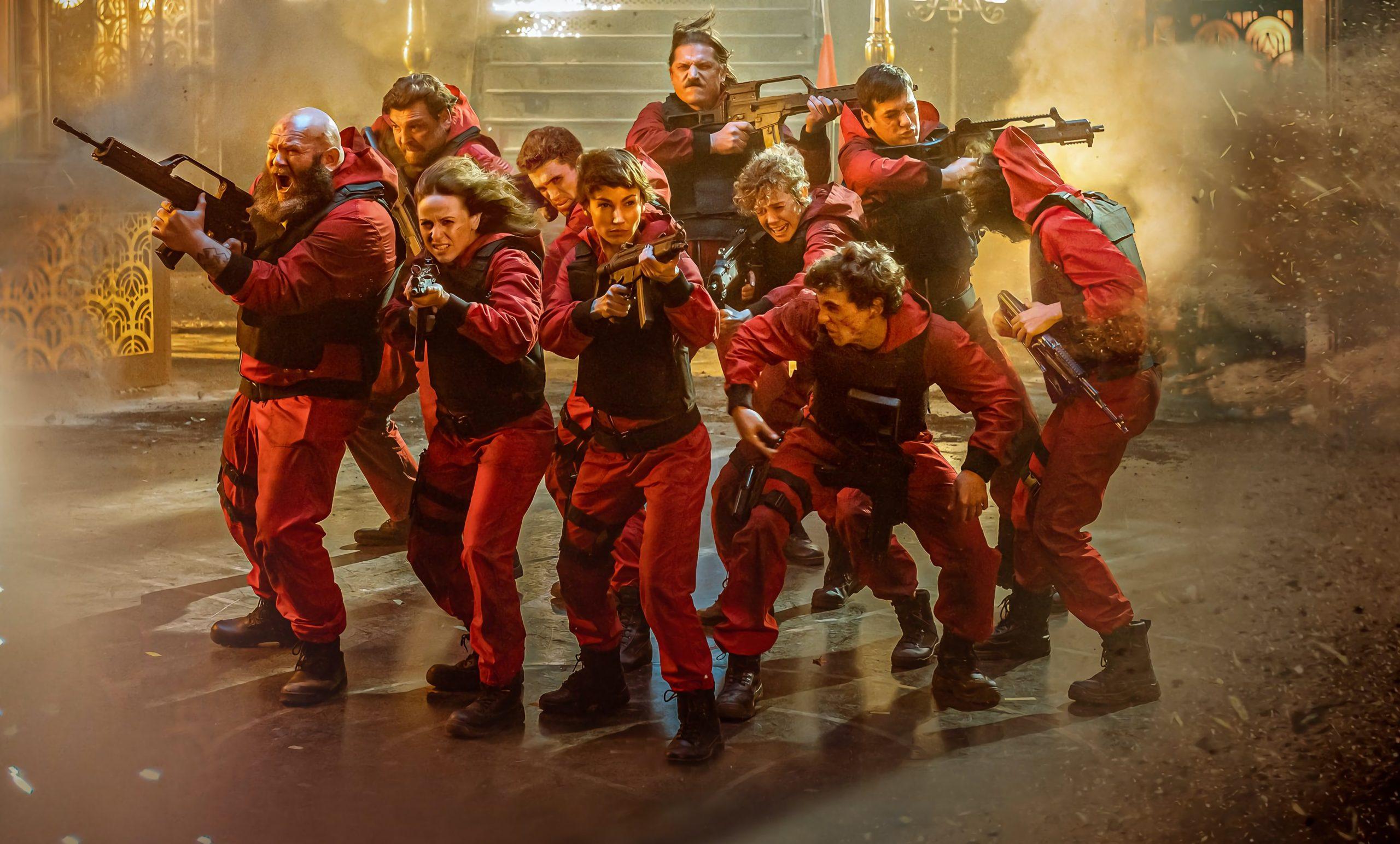La Casa de Papel: Το trailer για την 5η σεζόν είναι εκρηκτικό