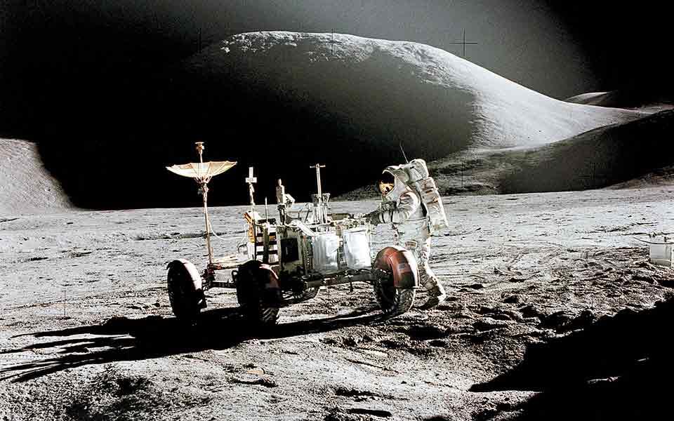 Το πρώτο όχημα στο φεγγάρι 50 χρόνια από την αποστολή «Apollo 15»
