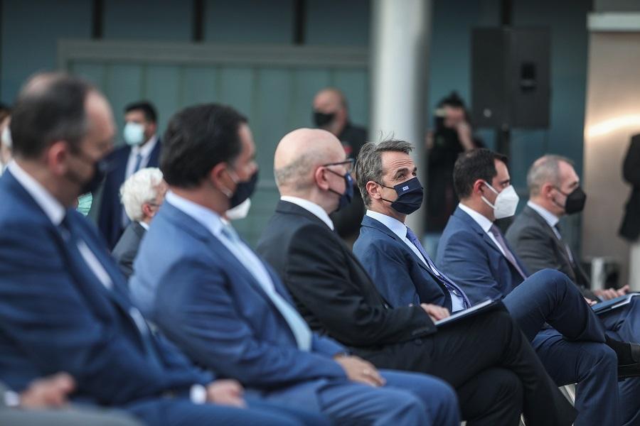 Μητσοτάκης για το Εθνικό Σχέδιο Εξωστρέφειας: Η Ελλάδα έχει μπει σε δυναμική τροχιά ανάπτυξης