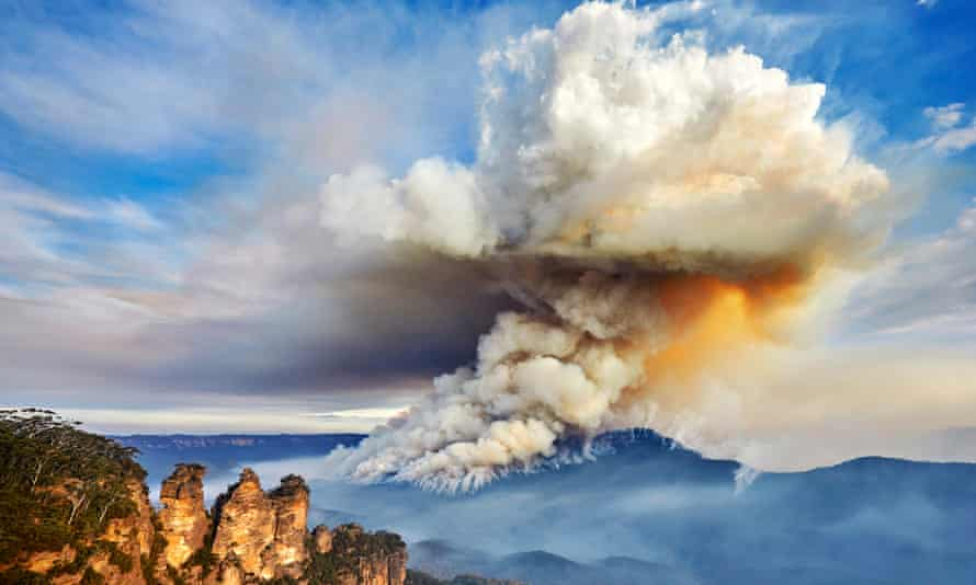 Οι πυρκαγιές της Αυστραλίας δημιούργησαν μάζα τοξικού φυτοπλαγκτόν μεγαλύτερη από την ίδια