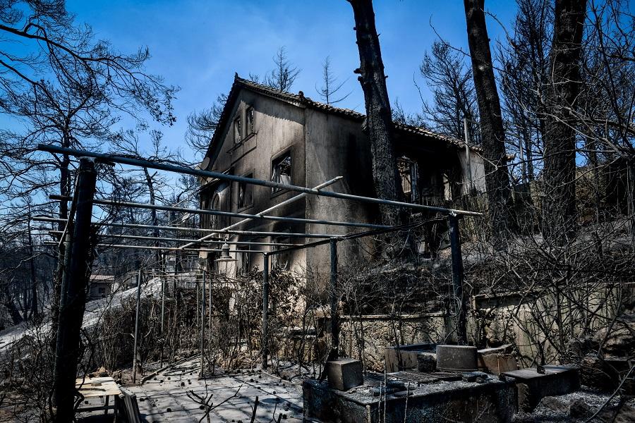 Δημοσιεύθηκε η ΚΥΑ για τις αποζημιώσεις των πληγέντων από τις πυρκαγιές Μαΐου-Αυγούστου