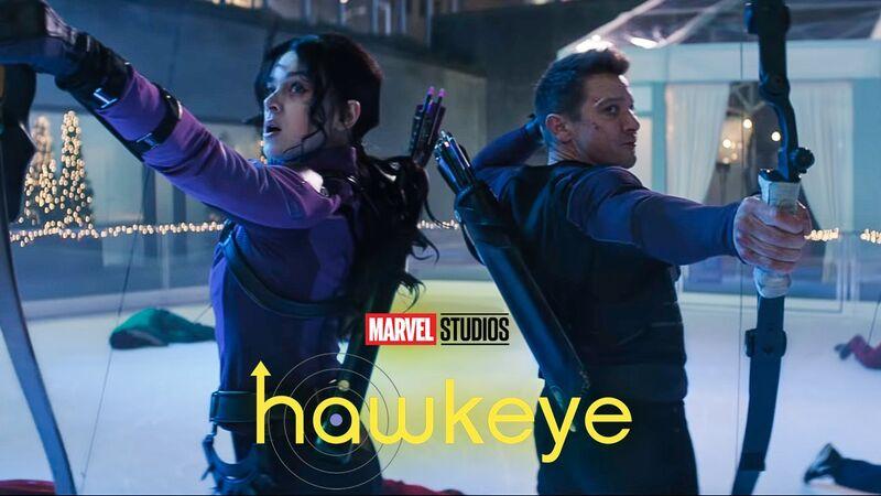 Hawkeye: Το πρώτο trailer της επερχόμενης σειράς του Jeremy Renner